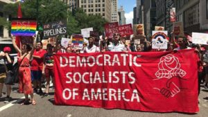 Democratic Socialists Marching