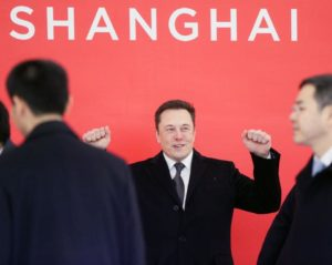 Forbes: Elon Musk in China
