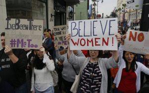 MeToo Feminism