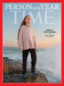 Greta Thunberg Time