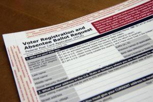 Voting Ballot