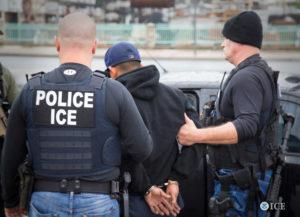 ICE Detaning Criminal