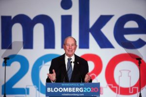 Mike Bloomberg 2020 Campaign