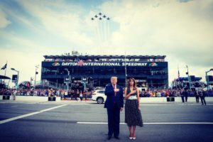 FLOTUS Daytona 500