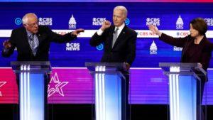 South Carolina Democratic Debate