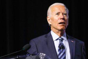Confused Biden